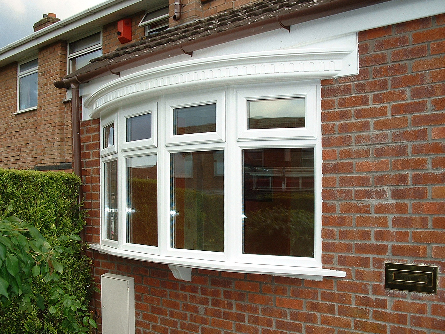 Bay Windows Installed by Somerglaze Windows