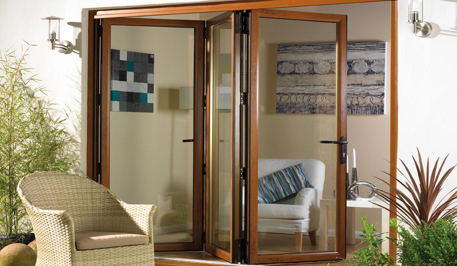 New Bi-Fold Door